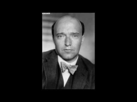 Erich Kleiber rehearsing the Berlin Philharmonic in 1932