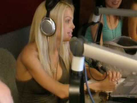98 KUPD - Jesse Jane, Stoya, Riley Steele in studio 10-24-08