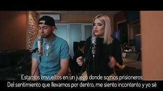 Karen Mendez y Justin Quiles - Orgullo (Letra)