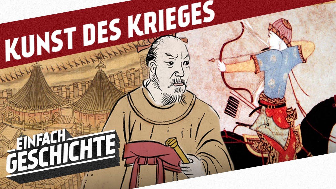 Die Kunst Des Krieges Sun Tzu L Die Geschichte Chinas
