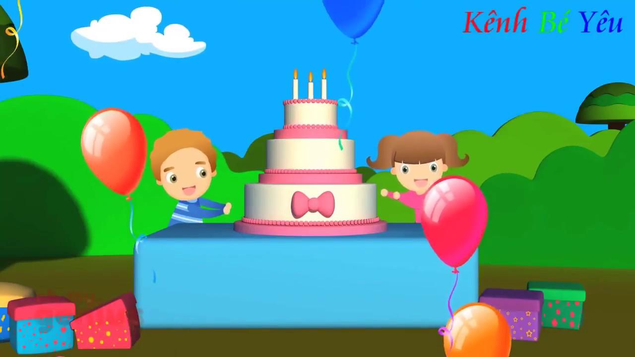 Liên Khúc Chúc Mừng Sinh Nhật Hay Nhất ♫ Happy Birthday To You ♫