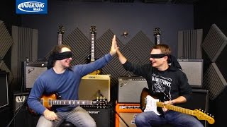 Blindfold Clean/Blues Amp Test - Modelling vs Solid State vs Tube