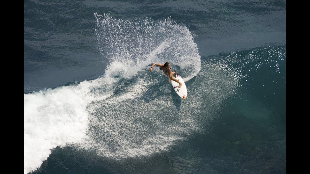 Pro Surfer Carissa Moore s Journey to two ASP World Championships