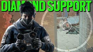 Support Main Diamond Game #1 - Rainbow Six Siege