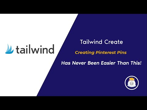 How to use Tailwind Create for creating new Pinterest pins?