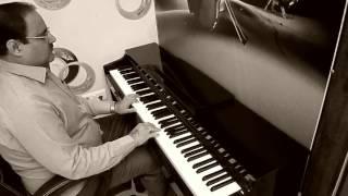 Gambar cover Kisi ki muskurahaton pe ho nisar | Anari | Piano cover by Naresh Vaswani