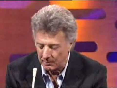 YouTube   Dustin Hoffmans Flea Joke on Graham Norton