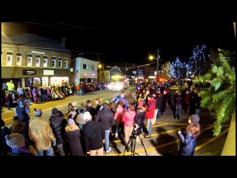 2013 Exeter New Hampshire Holiday Parade