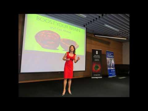 Helena Popovic Brain Awareness Week March 2014  Dunedin