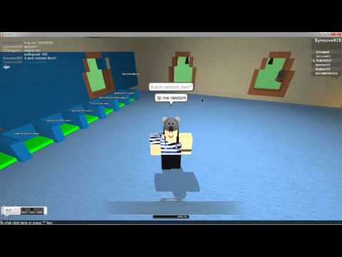 How to lag people out in roblox kohls admin house - YouTube