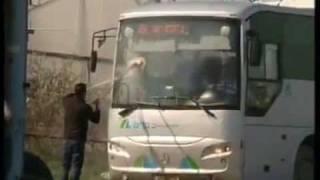 חדר החדשות- דרום: אוטובוסים מותקפים ברהט