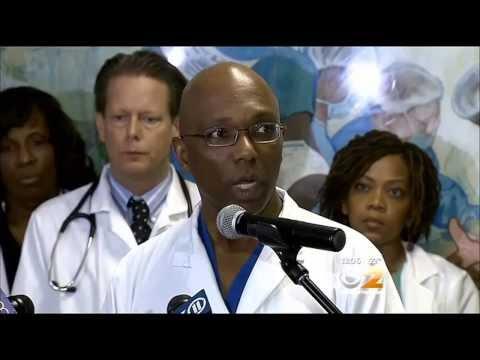 Dozens Of Injured Explosion Victims Rushed To Harlem Hospital