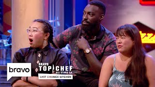 No Small Feat for the Uneliminated | Last Chance Kitchen Finale (S17 E11)