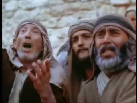 Jesus of Nazareth Arabic - Crucifixion - YouTube
