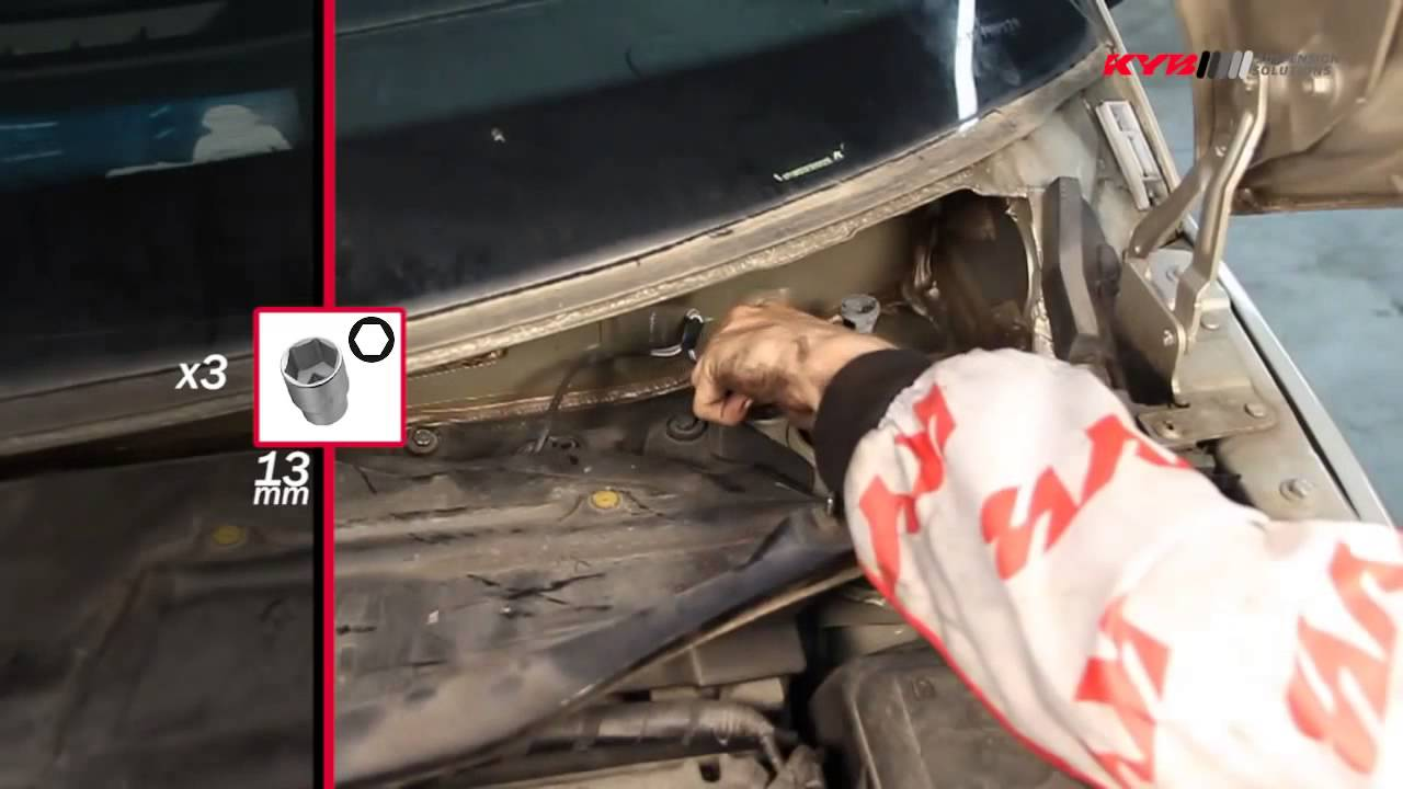 TUTO changer filtre à air  Renault Scenic 3 (how to replace air filter)
