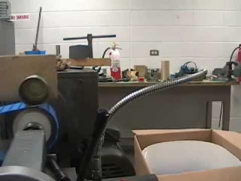 Home Built Eddy Current Generator