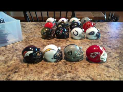 NFL AFC PREDICTIONS 2017-18!!!