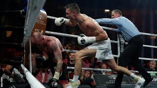 """GEORGE GROVES VS CALLUM SMITH #WBSS SUPERMIDDLEWEIGHT FINAL  """"NO FIGHT FOOTAGE"""""""