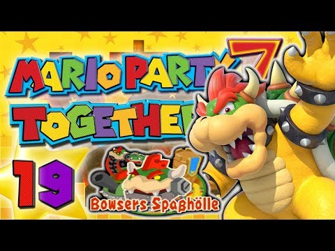 mario-party-7-together-🎲-#19:-hilferuf-aus-bowsers-spaßhölle