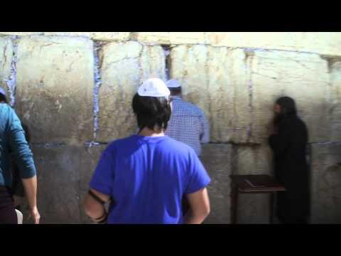 Bar et Bat Mitzvah en Israël - Français