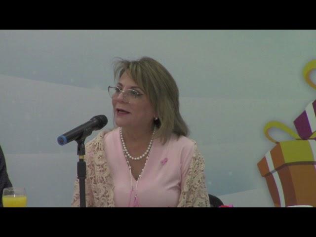 Radio Maratón 2021; Elvira Barrantes