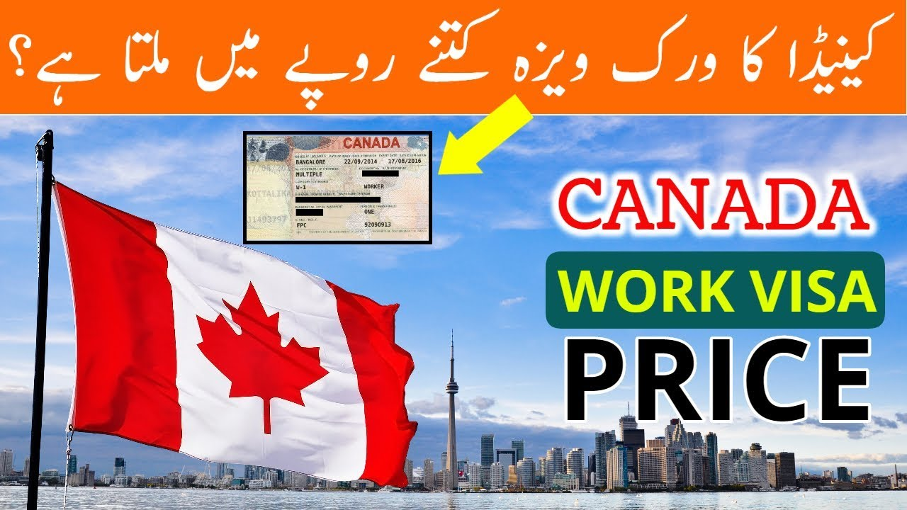 What Is The Price Of Canada Work Visa In 2019 Youtube