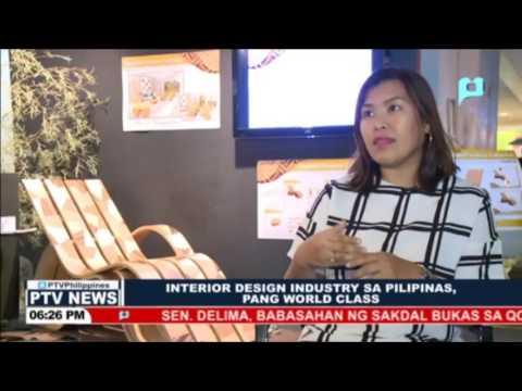 Interior Design Industry sa Pilipinas, pang-World Class