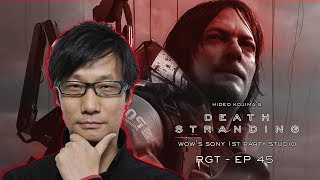 """Hideo Kojima Amazes Guerrilla Games! 
