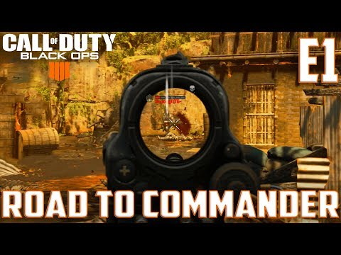 Call Of Duty Black Ops 4 RTC(PS4 Gameplay)Ep.1-TDM On Slums,Firing Range,Jungle