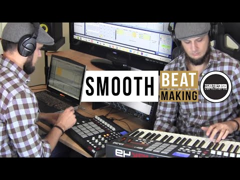 "Smooth Beat Making Video "" Changes"" (prod by TCustomz)"