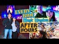 RIDING EVERY RIDE AT DISNEY'S MAGIC KINGDOM AFTER HOURS   Vlog