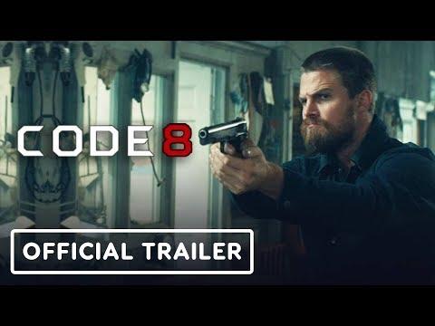 Code 8 - Official Teaser Trailer (2019) Stephen Amell, Robbie Amell