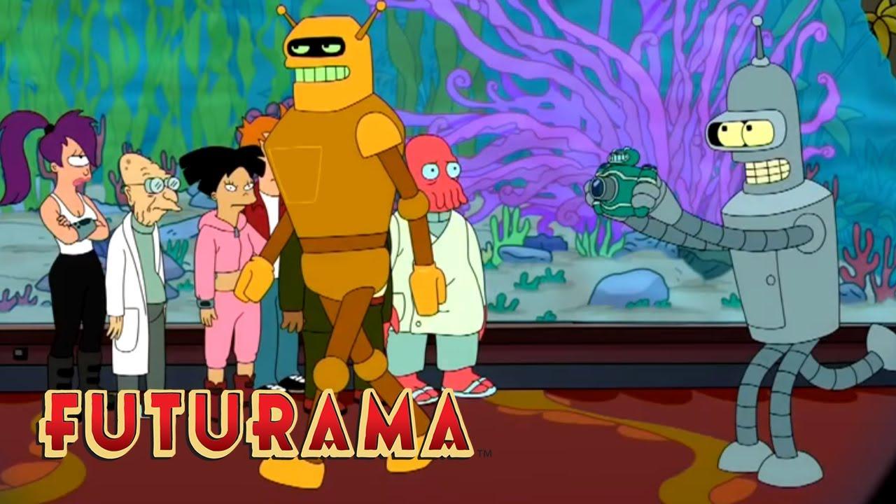 Download FUTURAMA   Season 9, Episode 4: Shutterbug   SYFY