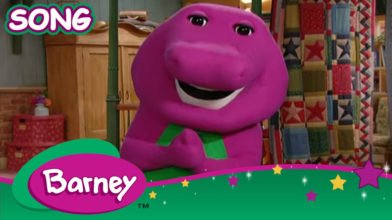 Barney Spell My Name Song Youtube