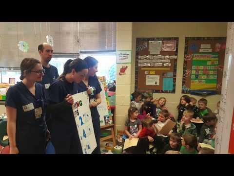 NSG 403C News Clip: Wycallis Elementary School