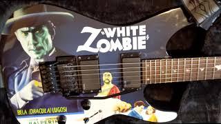 ESP LTD Kirk Hammett KH White Zombie Review/Demo