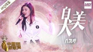 【纯享版】肖凯晔《臭美》《中国新歌声2》第11期 SING!CHINA S2 EP.11 20170922 [浙江卫视官方HD]