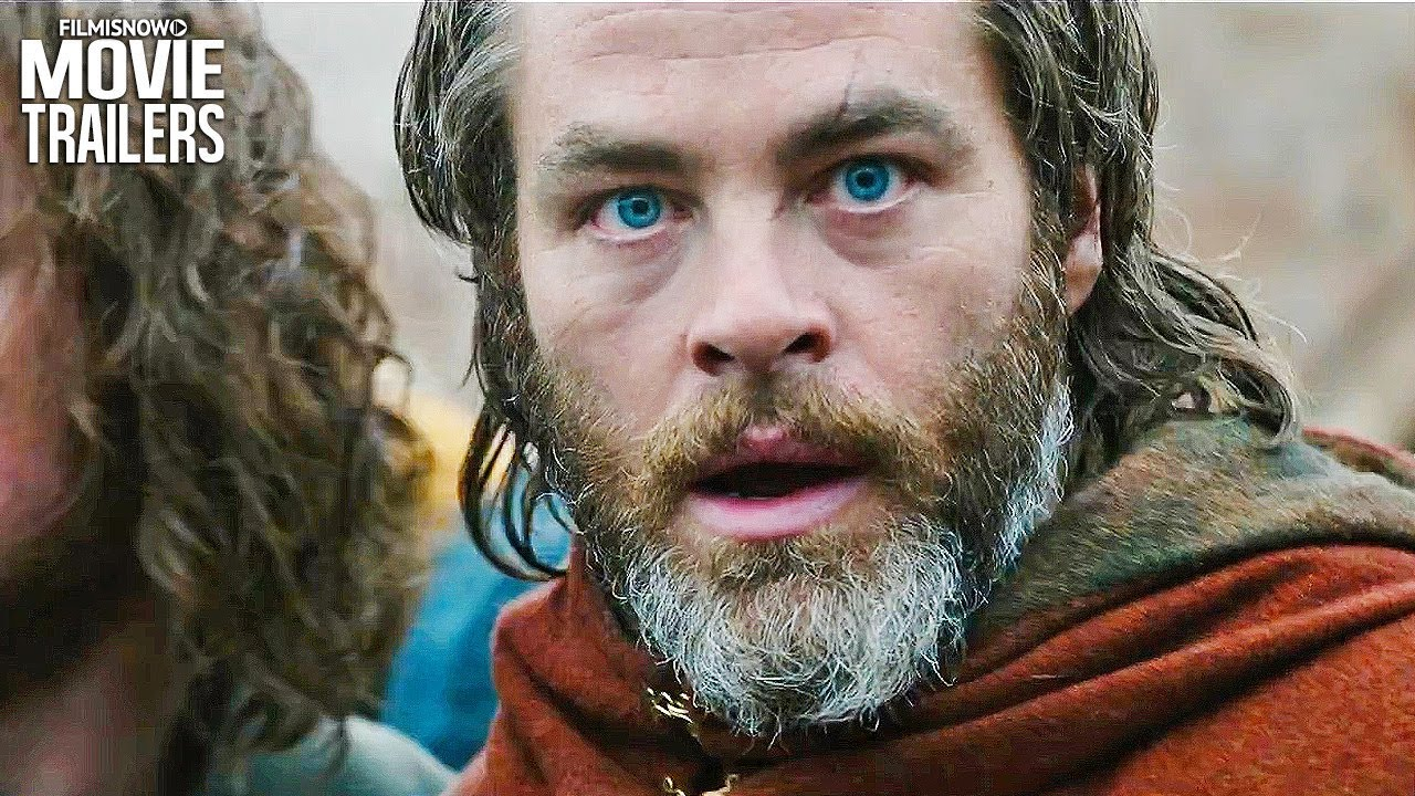 OUTLAW KING Trailer NEW (2018) - Chris Pine