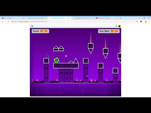 Geometry Dash (On Scratch): The Seven Seas