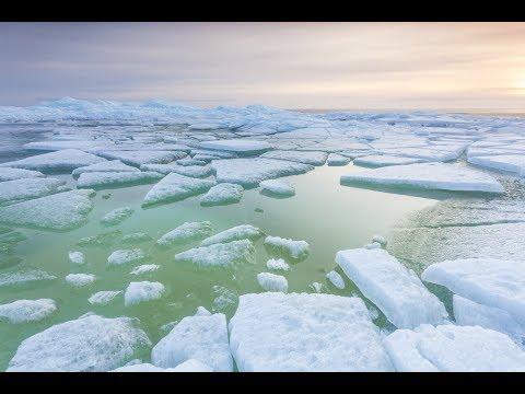 Antarctica's Larsen C Ice Shelf Is Crumbling