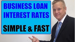 How To Make Sense Of Business Loan Interest Rates