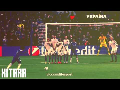 Willian Vs Dinamo Kiev HD