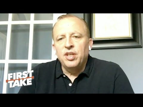 Tom Thibodeau addresses Knicks, Rockets and Nets coaching rumors | First Take