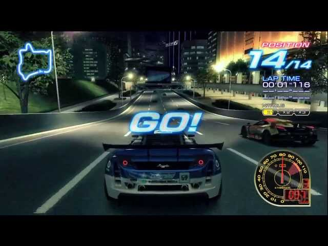 Ridge Racer 6 - 2005 (Gameplay)