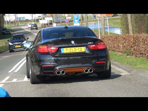 LOUD BMW M SOUNDS - M4 F82, M5 V10 Eisenmann, M3 E46 & More!