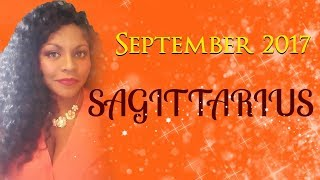 SAGITTARIUS HOROSCOPE SEPTEMBER 2017  AUTUMN EQUINOX