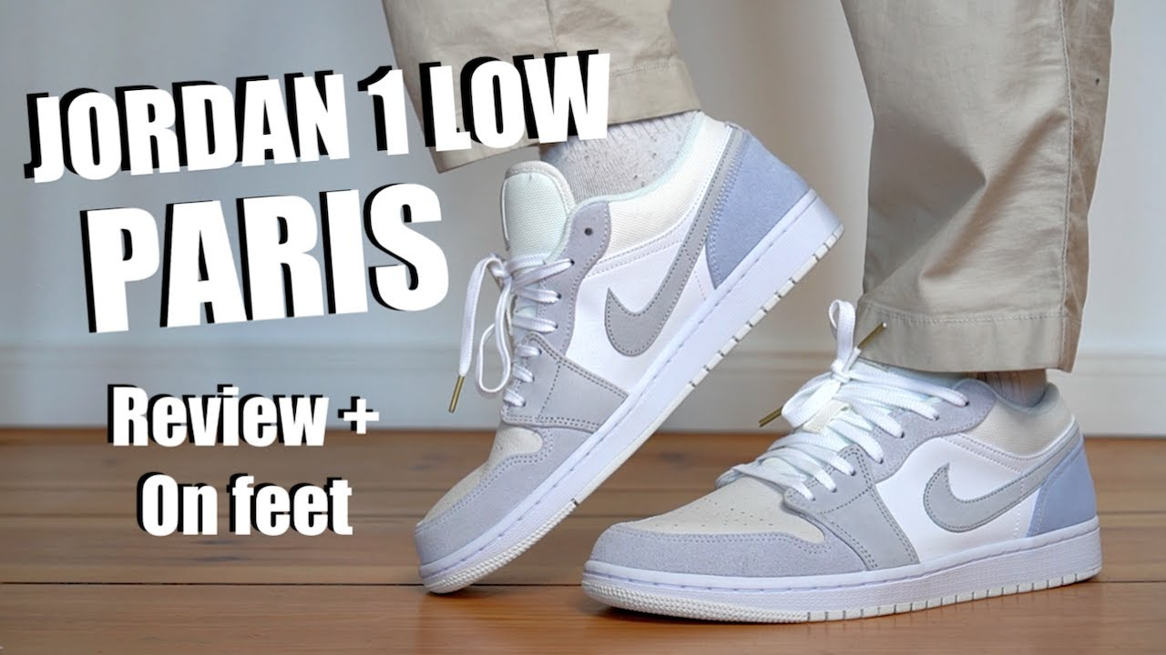 air jordan 1 low paris