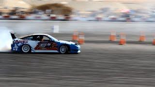 Redbull Car Park Drift Oman 2014 - Ali Al Balushi Nissan 240sx (winner)