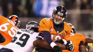 Peyton Manning SB 48: Let's Get Out of Here!