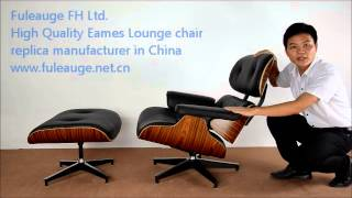 Eames Lounge Chair From Fuleague